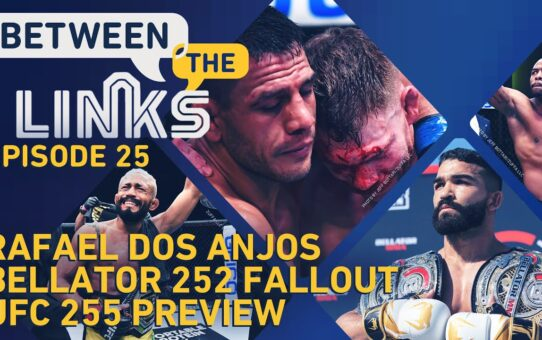 Between the Links: RDA Wins In Return To 155, Bellator 252 vs. UFC Vegas 14, Fighter of the Year