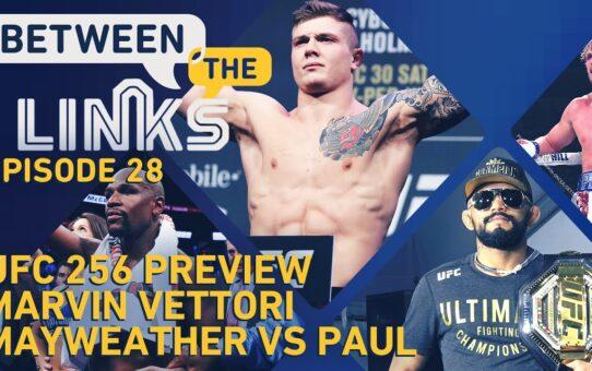 Between the Links: Marvin Vettori's Big Win, Yoel Romero Released, UFC 256, Mayweather vs. Paul