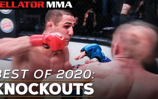 Best of 2020: Knockouts | Bellator MMA