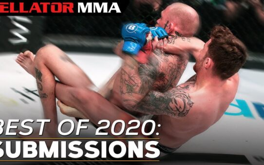 Best of 2020: Top Submissions | Bellator MMA