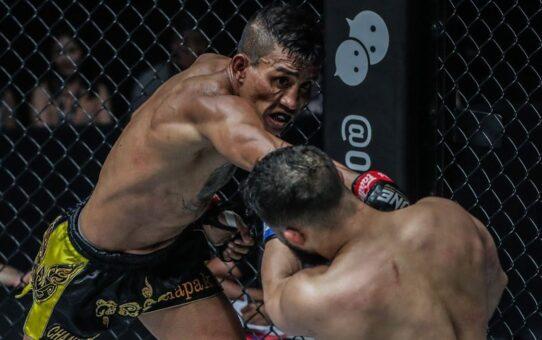 Chan Rothana's ULTIMATE ONE Championship Striking Reel