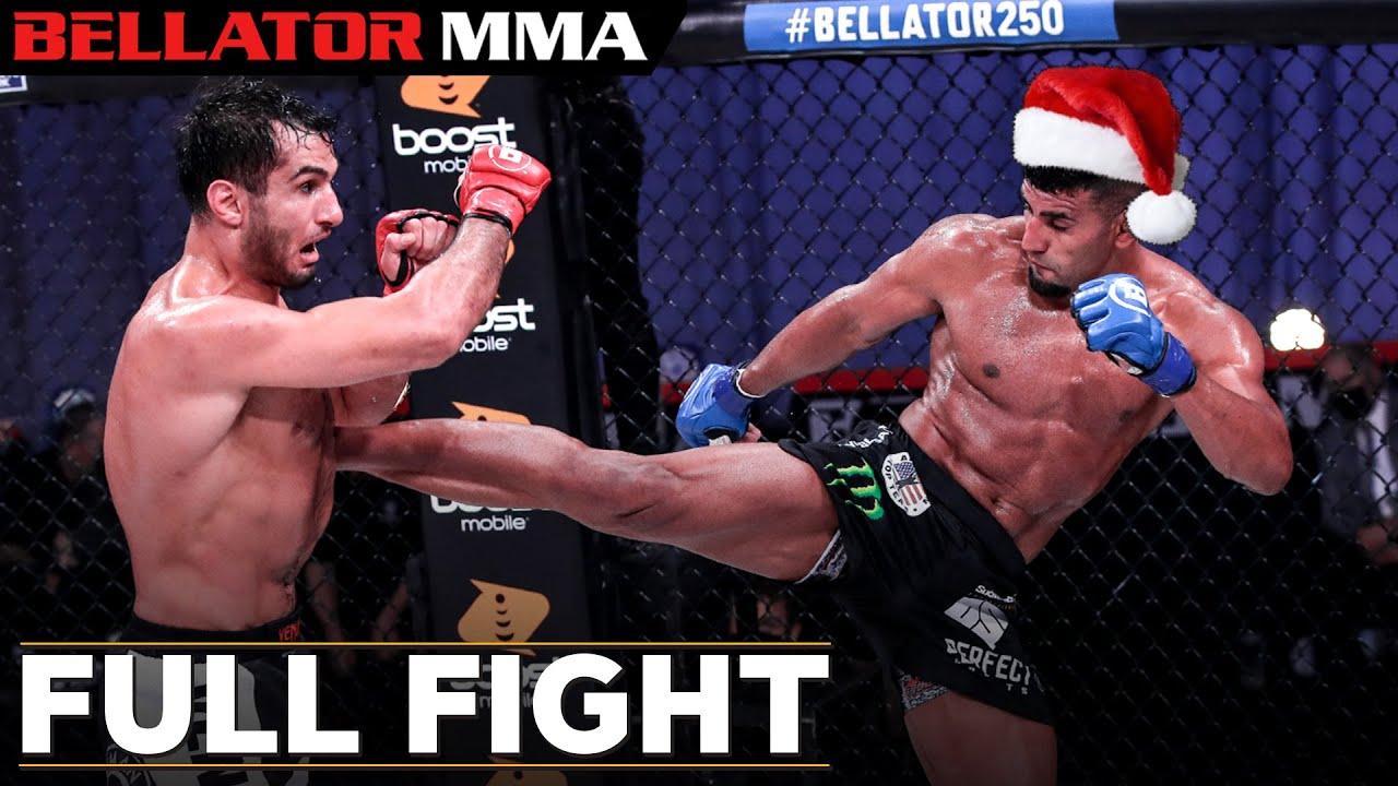 FULL FIGHT CHRISTMAS: Gegard Mousasi vs Douglas Lima | Bellator MMA 250