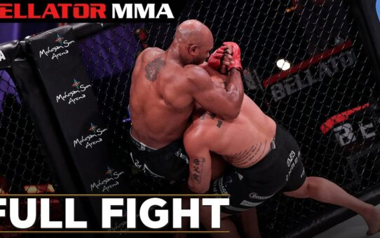FULL FIGHT FRIDAY: Linton Vassell vs  Ronny Markes | Bellator MMA