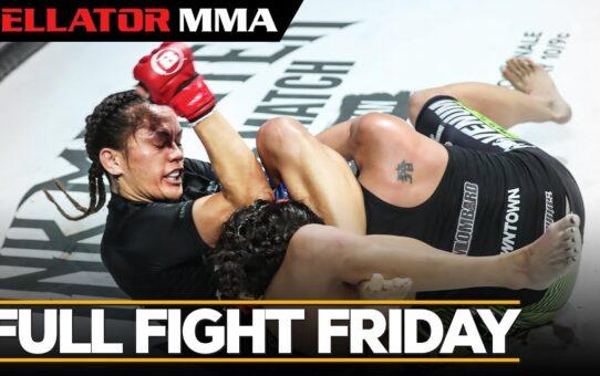 Full Fight Friday | Ilima-Lei Macfarlane vs. Valérie Létourneau – Bellator MMA