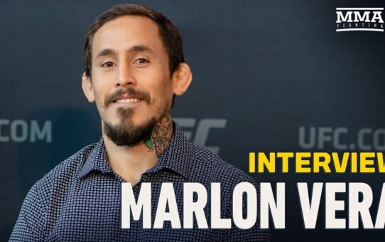 Marlon Vera: I'm Going To Walk Through Jose Aldo at UFC Vegas 17 – MMA Fighting