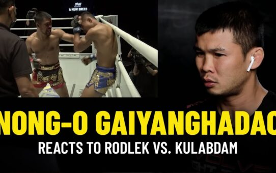 Nong-O LIVE Fight Watch Along: Rodlek vs. Kulabdam Tournament Final