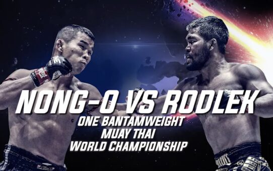 Nong-O vs. Rodlek | ONE Championship Co-Main Event Trailer