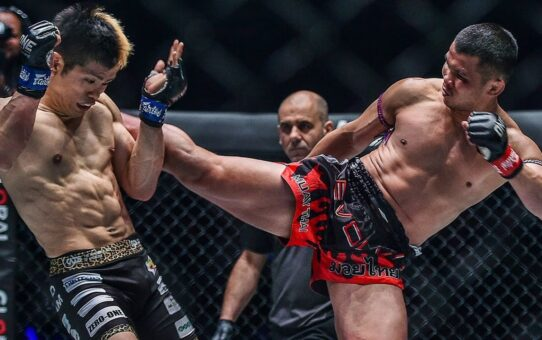 Nong-O's ULTIMATE ONE Championship Striking Highlights