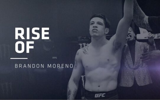 Rise of Brandon Moreno