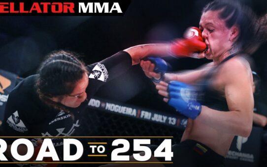 Road to 254 | Bellator MMA