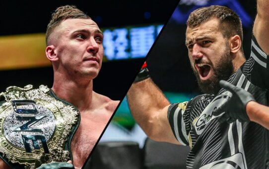 Roman Kryklia vs. Andrei Stoica | Best Knockouts In ONE Championship