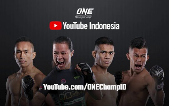 The Best Of ONE In Bahasa | ONE Championship Indonesia YouTube