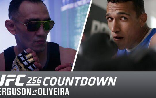 UFC 256 Countdown: Ferguson vs Oliveira