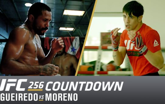 UFC 256 Countdown: Figueiredo vs Moreno