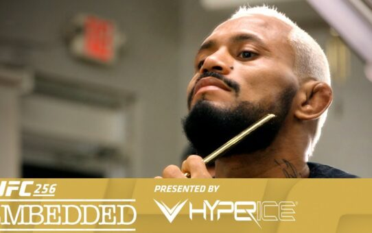 UFC 256 Embedded: Vlog Series – Episode 1