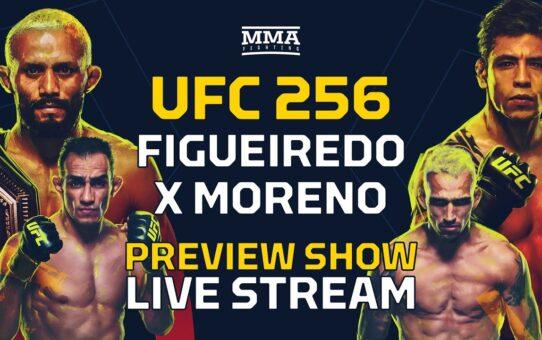 UFC 256:  FIgueiredo vs. Moreno Preview Show Live Stream – MMA Fighting