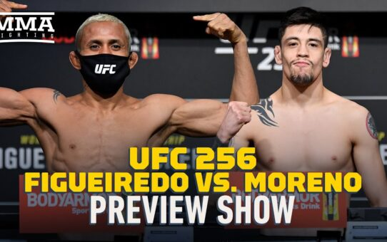 UFC 256 Preview Show ft. Michael Chiesa – MMA Fighting