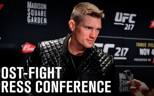 UFC Vegas 17: Post-fight Press Conference