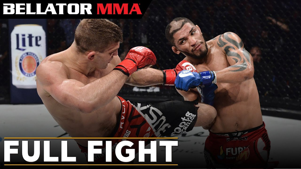 Full Fight | Brent Primus vs. Gleristone Santos - Bellator 153