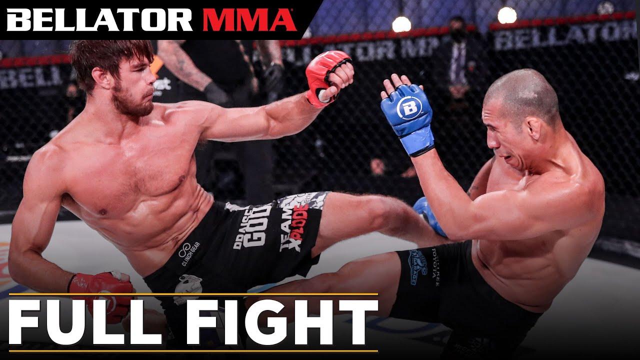 Full Fight | Derek Anderson vs. Killys Mota | Bellator 251
