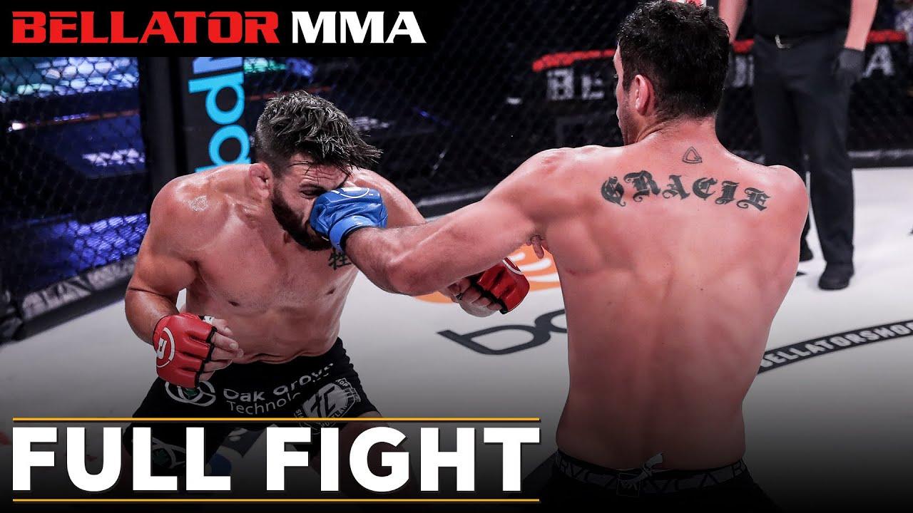 Full Fight | Neiman Gracie vs. Jon Fitch | Bellator 246