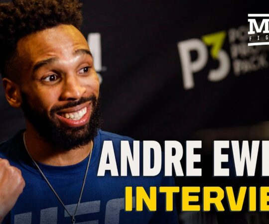 Andre Ewell: I'll Turn Chris Gutierrez Into Wrestler 'In the First Round' At UFC 258 – MMA Fighting