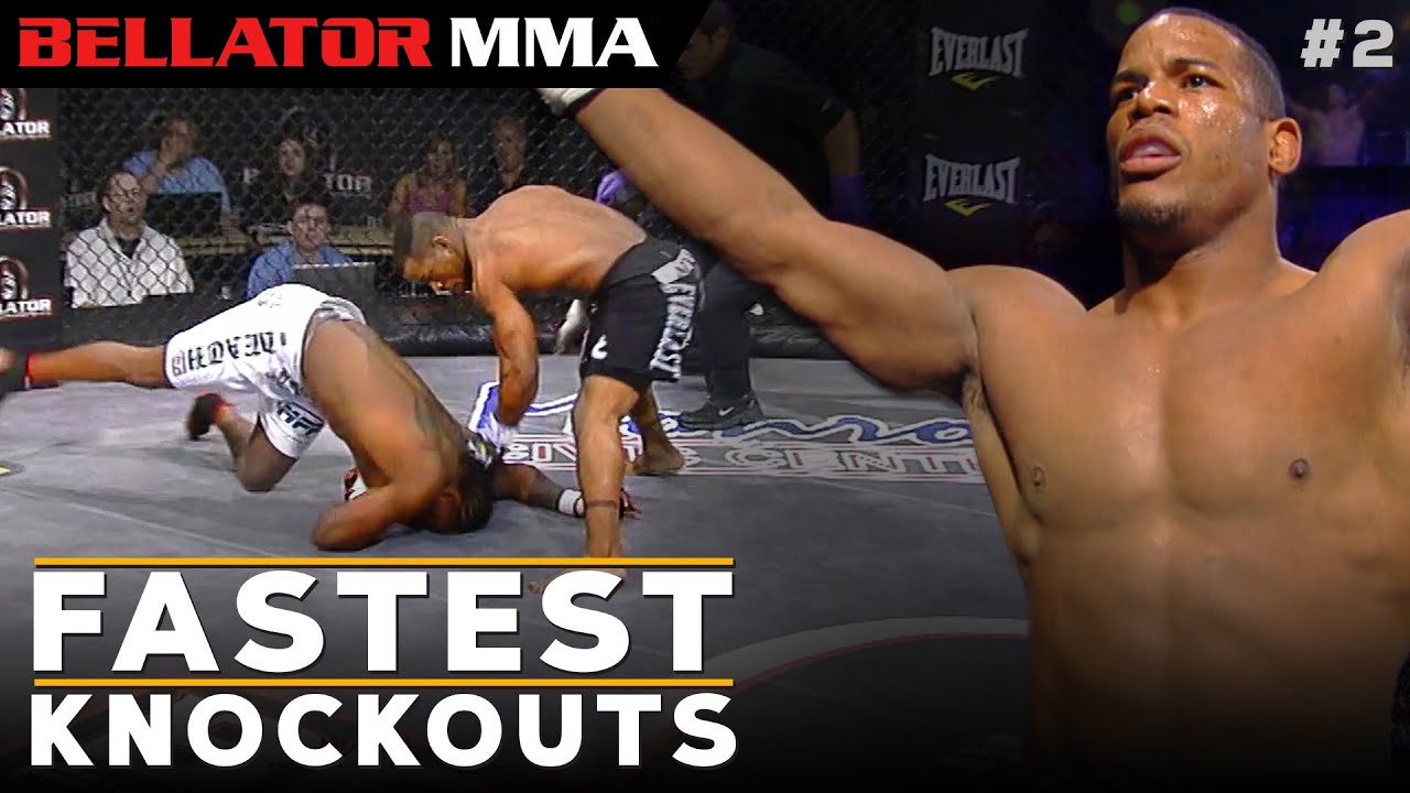 Top Fastest Knockouts #2 | Bellator MMA