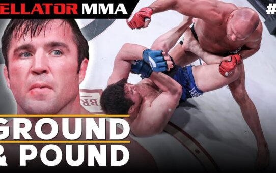 Top Ground & Pound Finishes #2