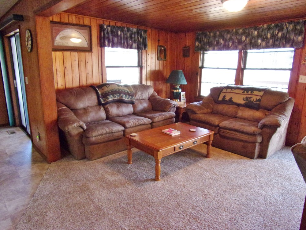 Heights lodge living room couches