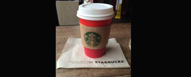 My Red Cup Runneth Over