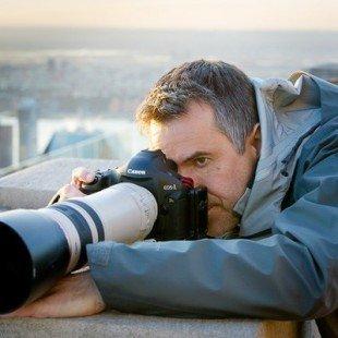 Francois Roux, Photographer