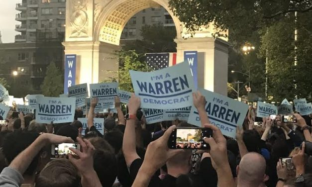 A Rousing Evening with Warren