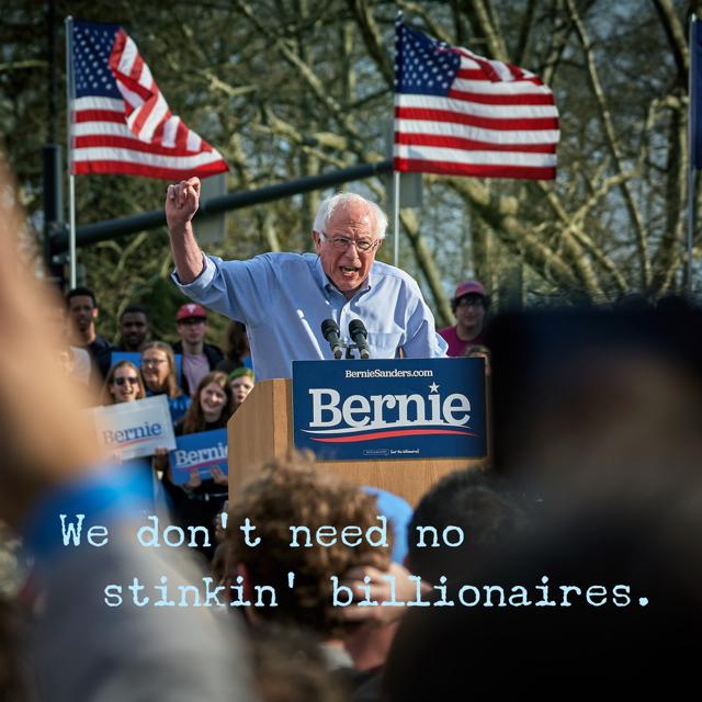 An Open Letter to Bernie Sanders