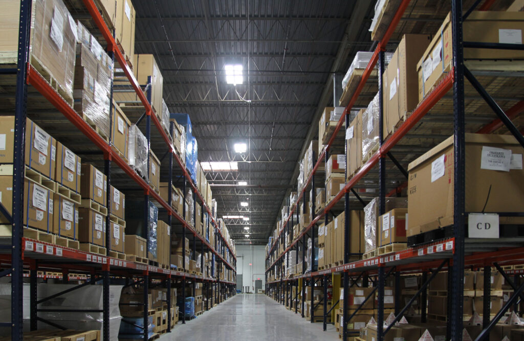 EA Logistics warehouse