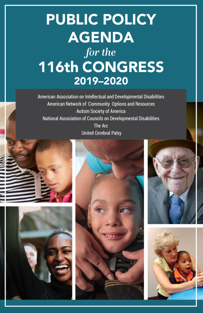 Public Policy Agenda for the 116th Congress