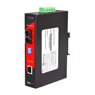 Antaira Industrial Ethernet Media Converter IMC-100A-M