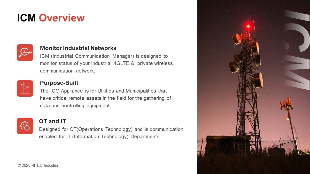 ICM Overview