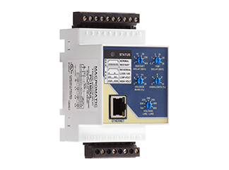 Three-Phase Monitor Relays with Communication