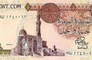 سعر تحويل الجنية المصرى في صرافات-الكويت