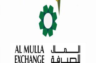 الملا للصرافة خدمة يسترن يونيون الجنية مقابل الدينار الكويتي العملات اليوم ١٩ مايو