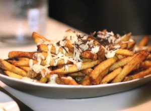 PLAY Truffle Fries