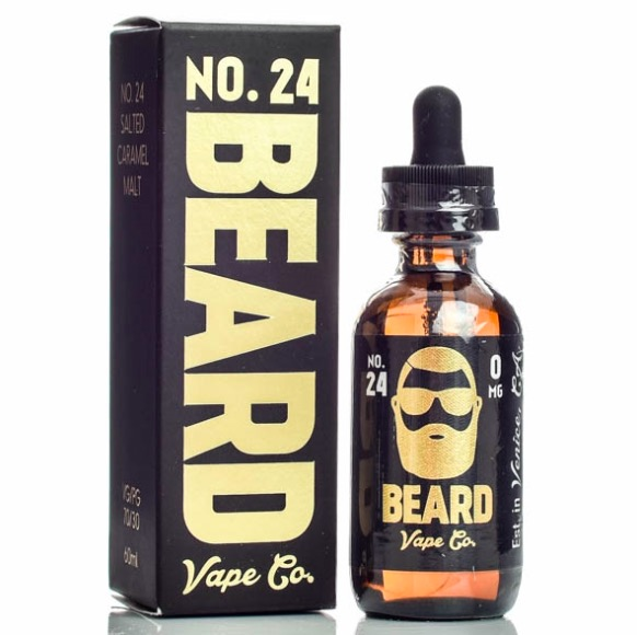 beard vape juice