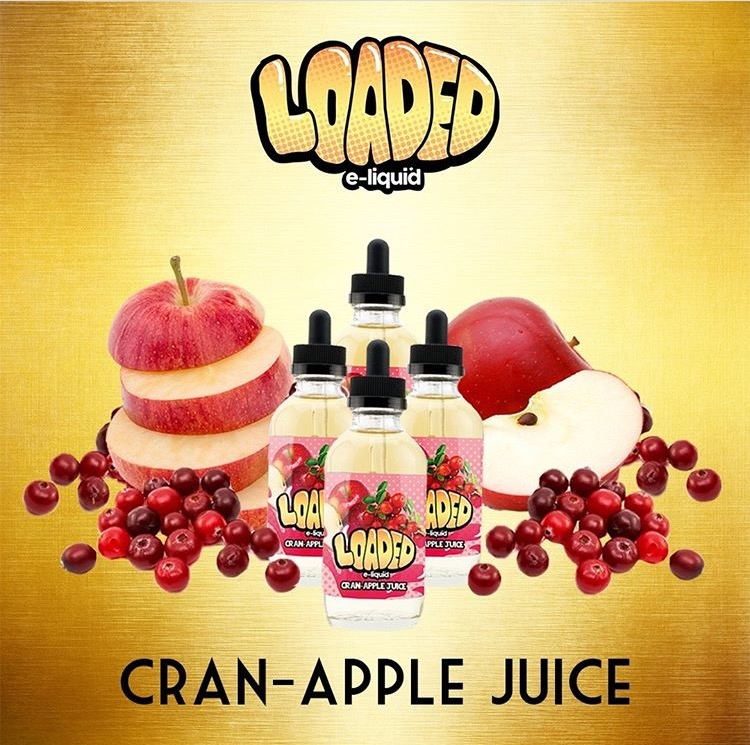 loaded crab-apple ejuice