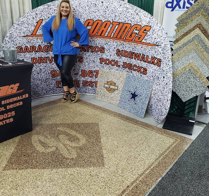 Your Stamped Flooring Specialists!