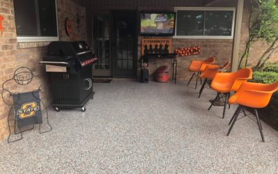 OSU Back Porch & Other Outdoor Remodels