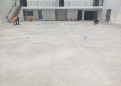Commerial - Basketball Ball Court - Renovation (2)