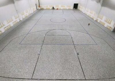 Commerial - Basketball Ball Court - Renovation (21)