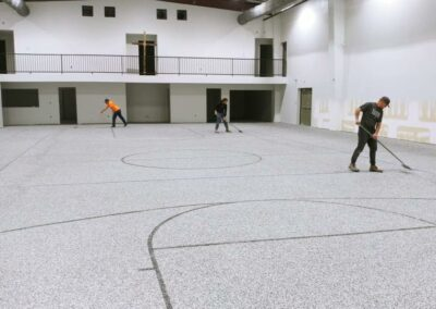 Commerial - Basketball Ball Court - Renovation (6)