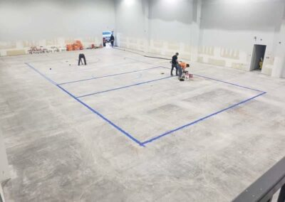 Commerial - Basketball Ball Court - Renovation (7)