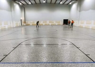 Commerial - Basketball Ball Court - Renovation (9)
